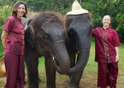 half day elephant sanctuary chiang mai_7